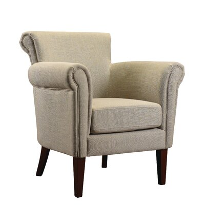 Rive Gauche Odette Armchair Upholstery: Neutral