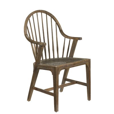 Pyrenees Solid Wood Dining Chair Finish: Brown Timberwood