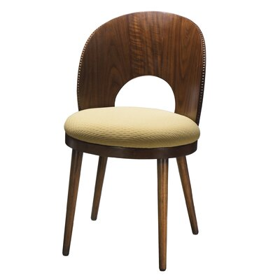 Kelemen Solid Wood Dining Chair