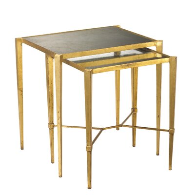 Kepley 2 Piece Nesting Tables