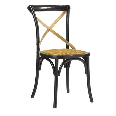Bosquet Side Chair Finish: Black