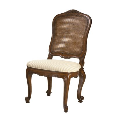 Chacko Solid Wood Dining Chair Finish: Coffee Brown