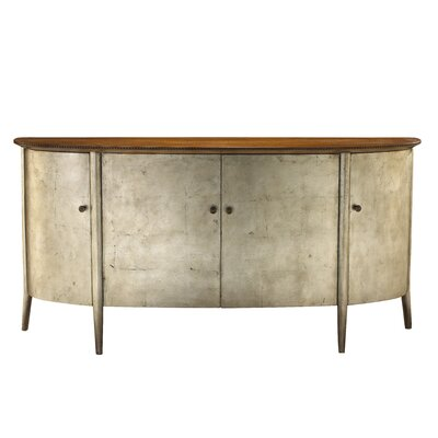 Large Dian Sideboard Color: Silver