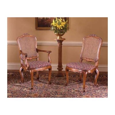 Regence Double Caned Arm Chair