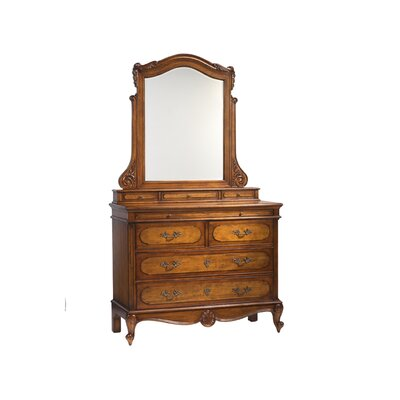 Lilles Single 8 Drawer Dresser