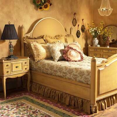 Leverett Upholstered Panel Bed Size: Queen