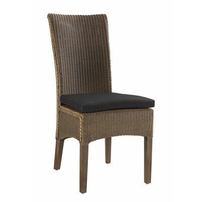 Elysee Side Chair Finish: Tan