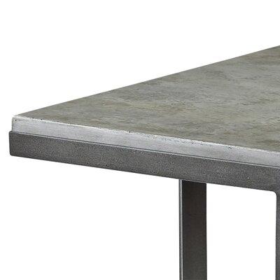 Clian Architectural Square End Table
