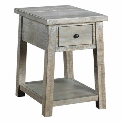 Dowden End Table with Storage