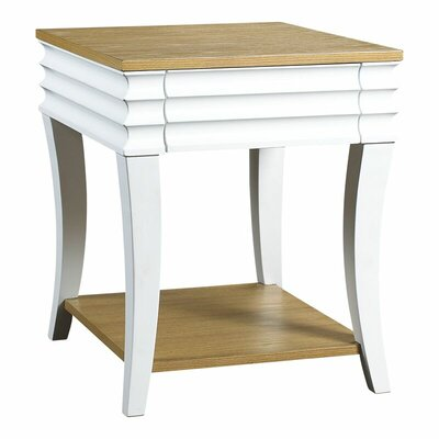 Keyla End Table with Storage