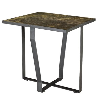 Coglin Swerve Square End Table