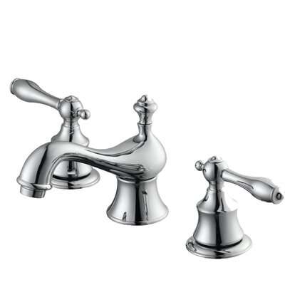 Teabury Double Handle Widespread Bathroom Faucet Finish: Brushed Bronze
