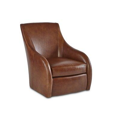 Ramm Swivel Armchair Upholstery: Castle Sedona