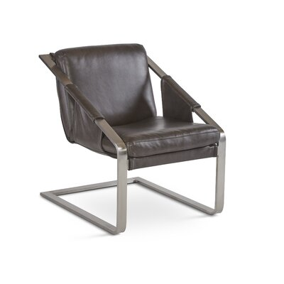 Eiffel Arm Chair Finish: Steel, Color: Maxima Metal