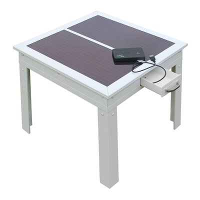 Solar Patio Table 3114 Product Photo