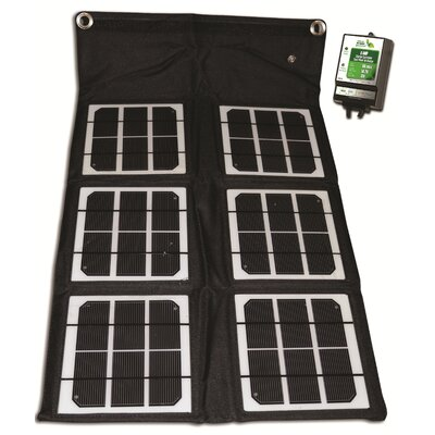 Nature Power Folding Monocrystalline Solar Panel with Controller at Sears.com