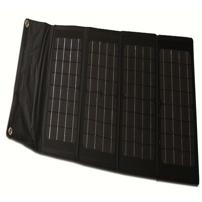 Nature Power Folding Monocrystalline Solar Panel Charger at Sears.com