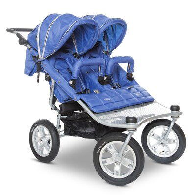 Valco Baby Twin Tri Mode SE Stroller - Color: Blue Opal at Sears.com