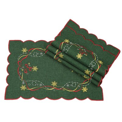 Magical Christmas Placemat