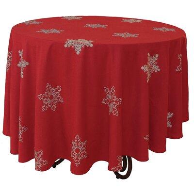 Linda Snowflake Embroidered Tablecloth THDA5016 42691198
