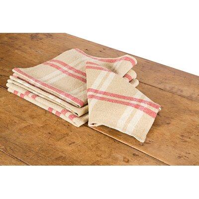 Check Linen Napkin