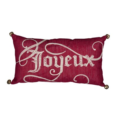Armetta Christmas Lumber Pillow