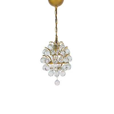Vineyard 1-Light Crystal Pendant