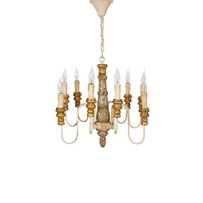 Chatsworth 9-Light Candle-Style Chandelier