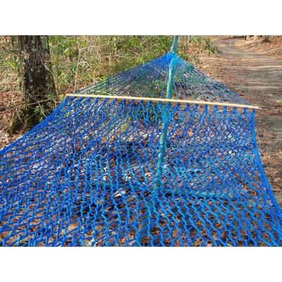 Olefin Rope Tree Hammock Color: BlueBold