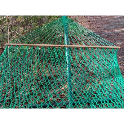 Olefin Rope Tree Hammock Color: HollyGreen