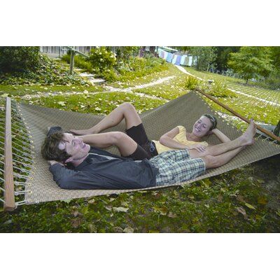 Sunbrella Quick Dry Tree Hammock Color: Spice
