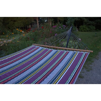 Sunbrella Quilted Tree Hammock Color: Mystique