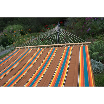 Sunbrella Quilted Tree Hammock Color: Southern Clay