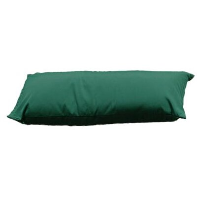 Sunbrella Hammock Outdoor Lumbar Pillow Color: Hunter Green