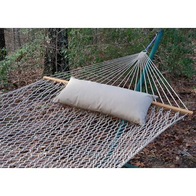 Sunbrella Hammock Outdoor Lumbar Pillow Color: Sand