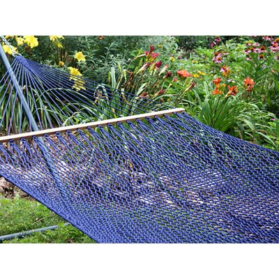 Silkspun Tree Hammock Color: Lapis