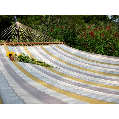 Sunbrella Quilted Tree Hammock Color: Magnolia