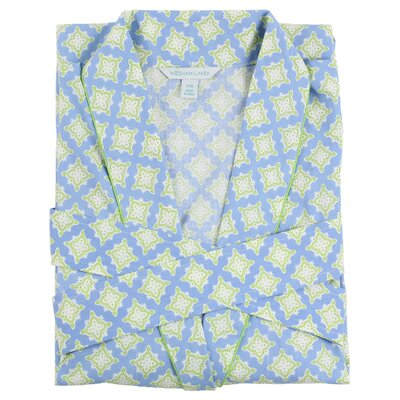 Devon Bathrobe Size: Small/Medium