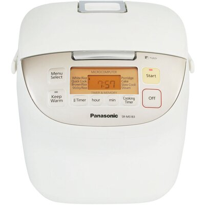 20-cup Fuzzy Logic Rice Cooker