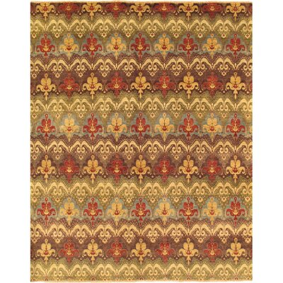 Ikat Transitional Decorative Rug