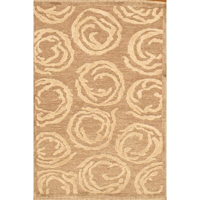 Sumak Beige/Brown Rustic Persian Area Rug