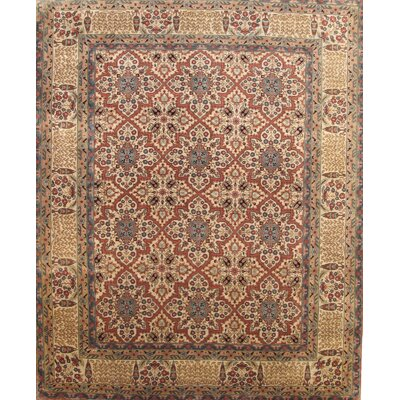 Lavar Traditional Persian Area Rug