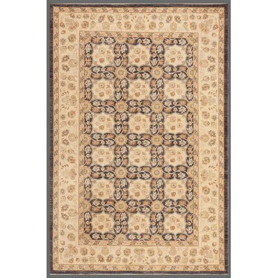 Ferehan Hand-Knotted Wool Oriental Area Rug