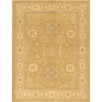 Khotan Tribal Hand-Knotted Oriental Area Rug