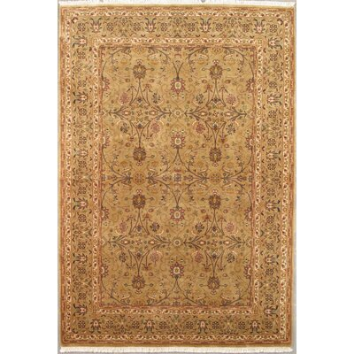 Tabriz Hand-Knotted Persian Style Area Rug