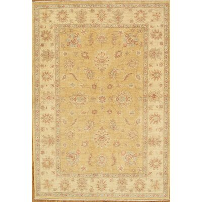 Sultanabad Tribal Persian Style Hand-Knotted Wool Area Rug