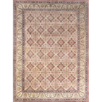 Kermanshah Traditional Lambs Wool Area Rug
