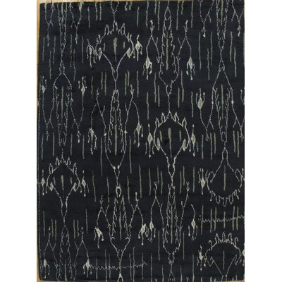 Moroccan Traditional Lambs Wool Area Rug