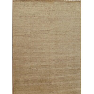 Ikat Tranditional Lambs Wool Area Rug