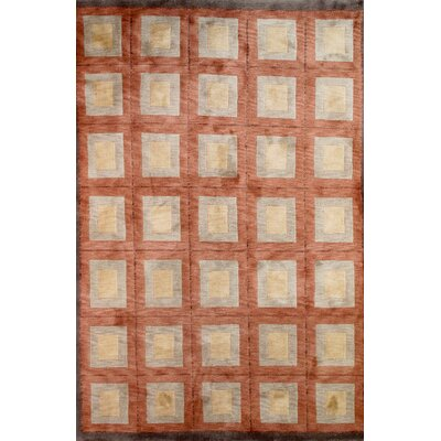 Tibetan Hand-Knotted Area Rug